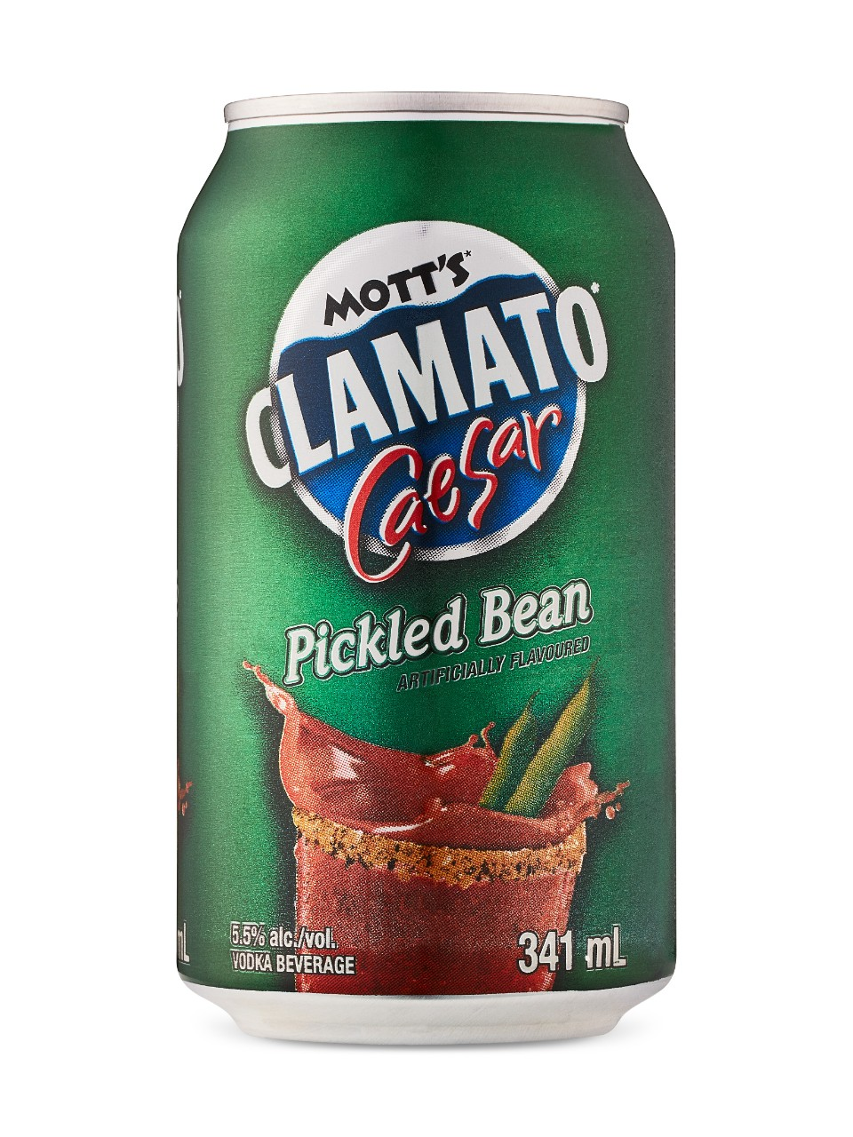 Image for Mott's Clamato Caesar Pickled Bean from LCBO