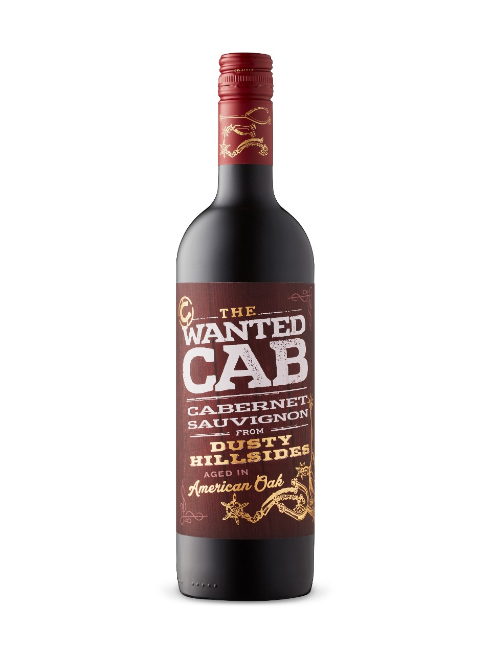 The Wanted Cab Cabernet Sauvignon, Vd'Italia from LCBO