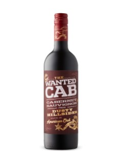 The Wanted Cab Cabernet Sauvignon, Vd'Italia