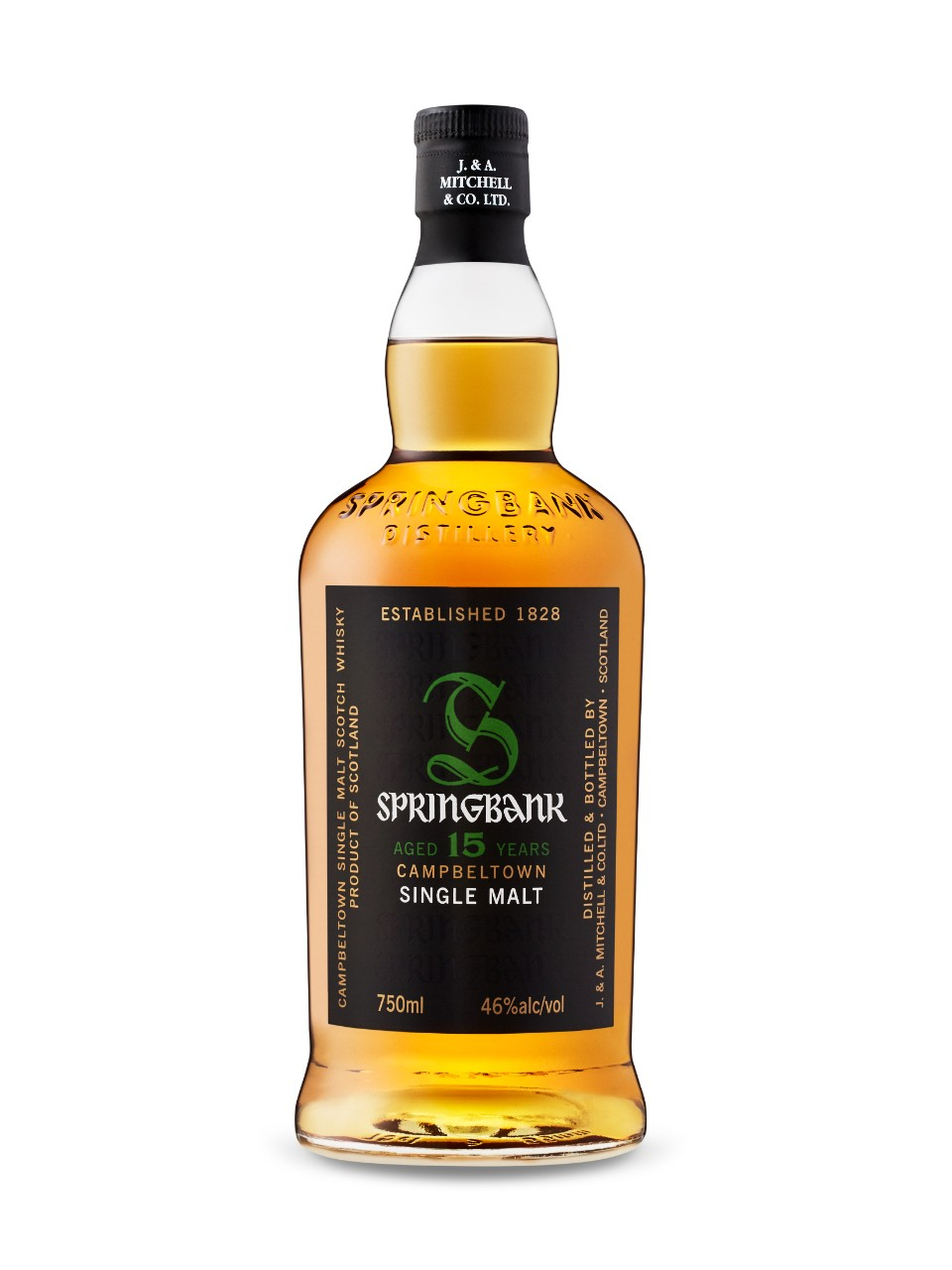 Image for Springbank 15 Year Old Single Malt Scotch from LCBO
