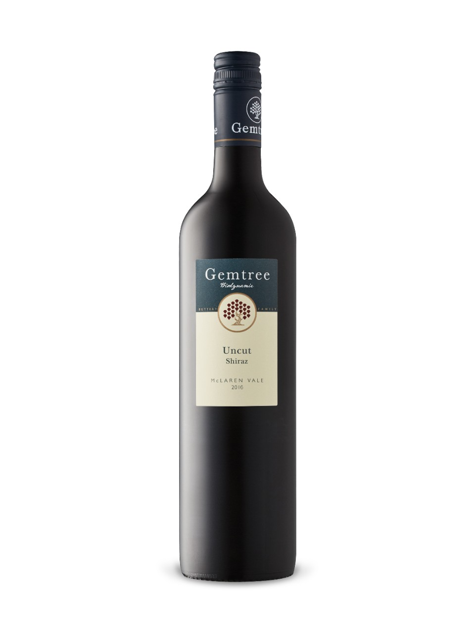 Gemtree Uncut Shiraz 2016 from LCBO