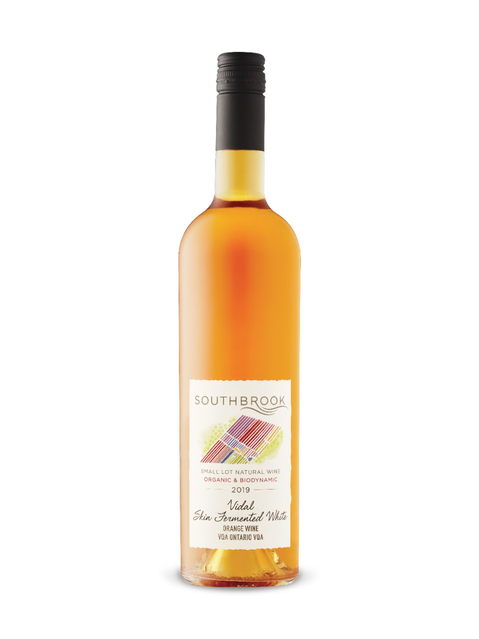 Southbrook Vidal Skin Fermented White Orange Wine from LCBO