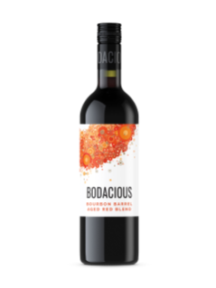 Bodacious Bourbon Barrel Aged Red Blend