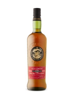 Whisky écossais Single Malt Loch Lomond 12 ans d'âge