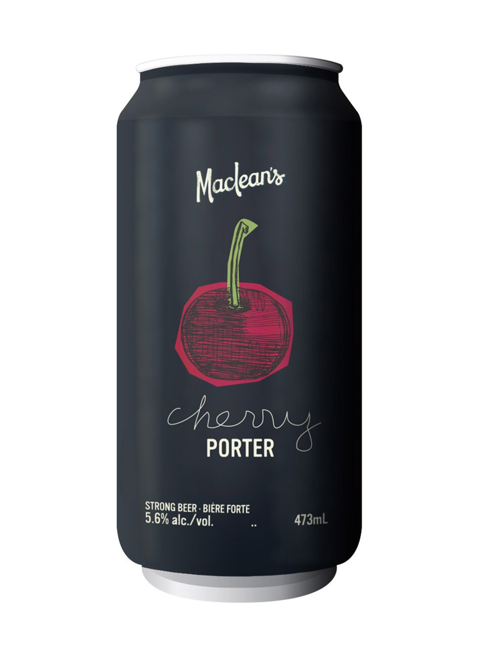 MacLean's Cherry Porter from LCBO