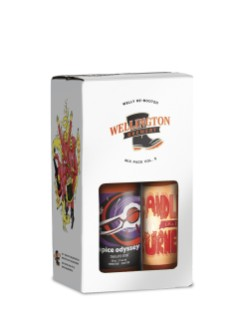 Wellington Brewery Re-Booted Mixed Pack Volume 5