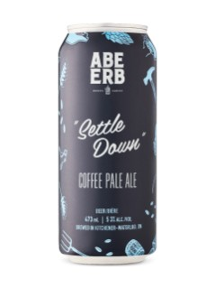 Abe Erb Settle Down Coffee Pale Ale