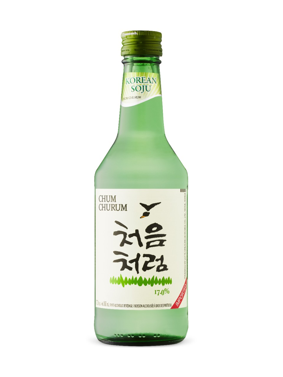 Chum Churum Soju Lcbo