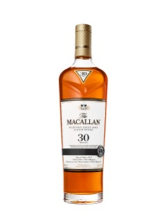 The Macallan Sherry Oak 30-Year-Old Highland Single Malt Scotch Whisky