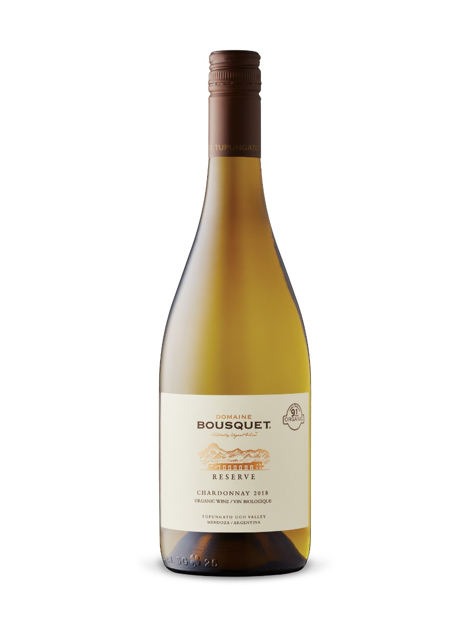 Domaine Bousquet Reserve Chardonnay 2018 from LCBO