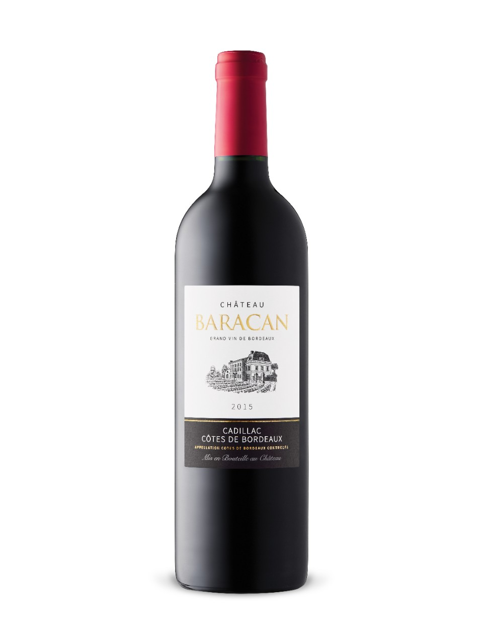 Image for Château Baracan 2015 from LCBO