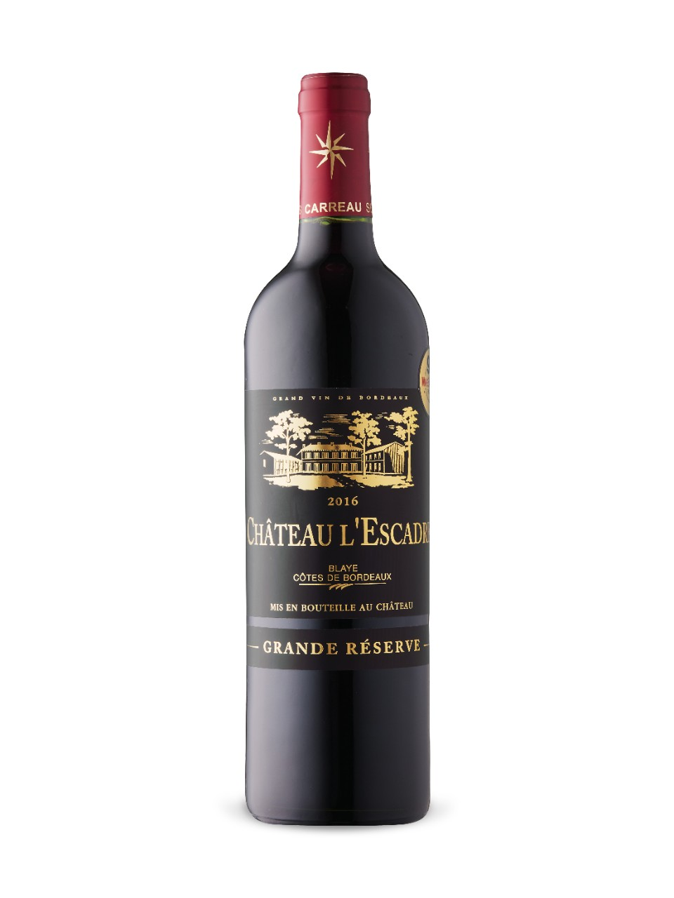 Image for Château L'Escadre 2015 from LCBO