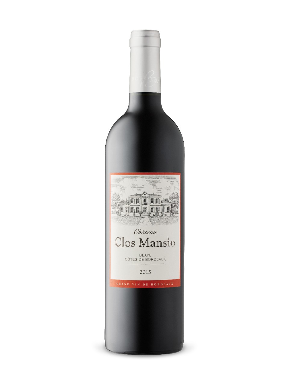 Image for Château Clos Mansio 2015 from LCBO