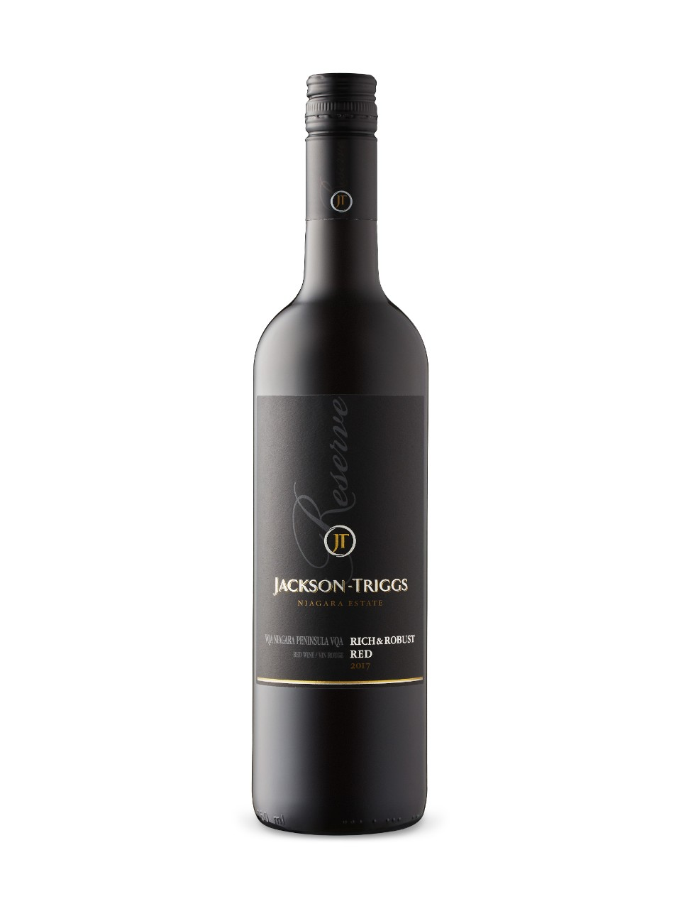 Image for Jackson-Triggs Reserve Rich & Robust Red VQA from LCBO