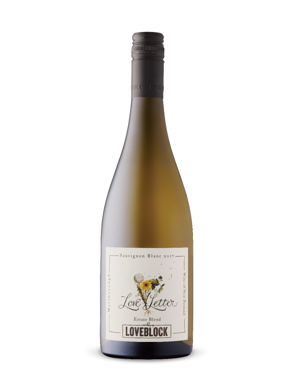 Image for Loveblock Love Letter Estate Blend Sauvignon Blanc 2017 from LCBO
