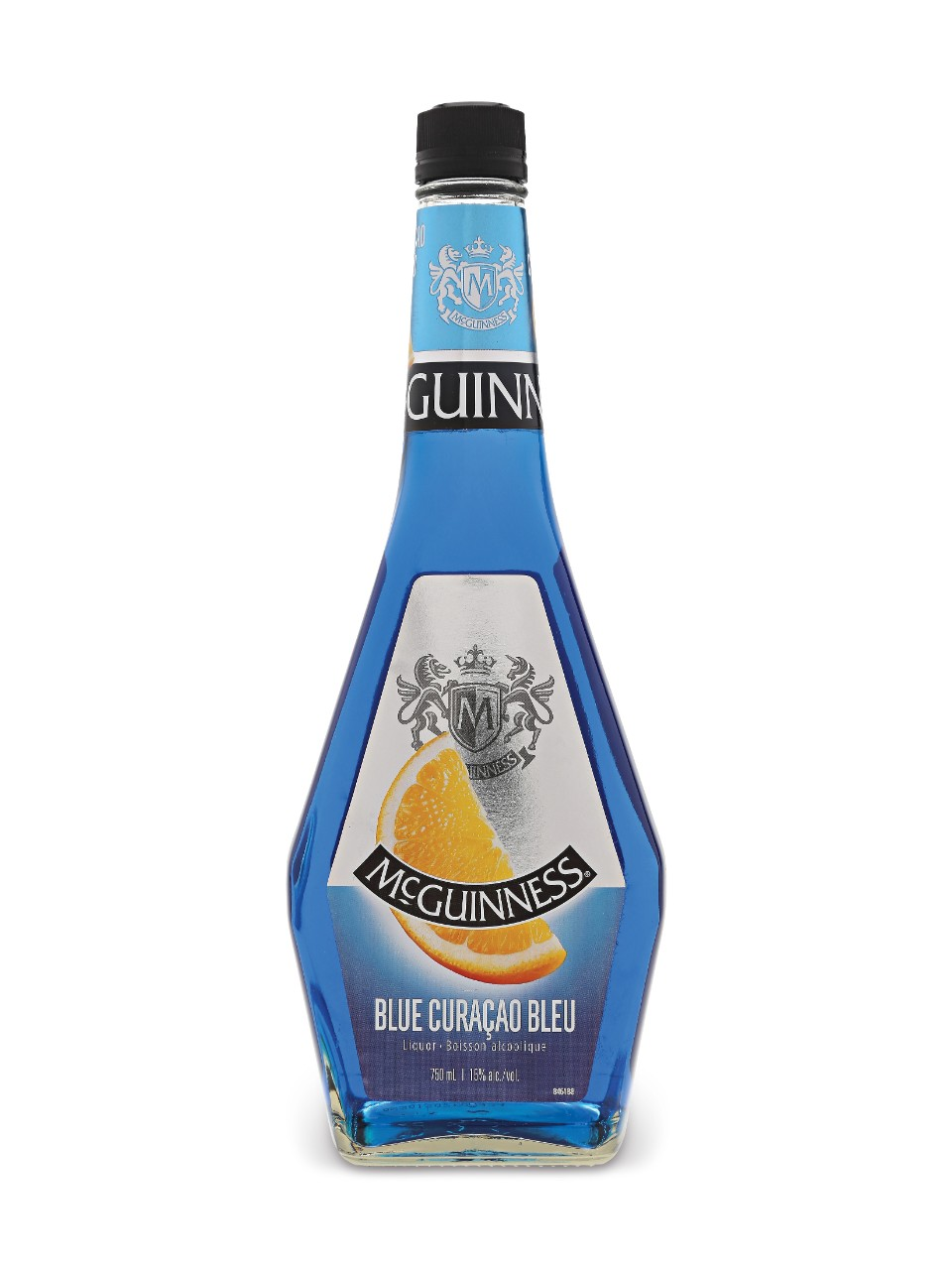 Image for McGuinness Blue Curacao from LCBO