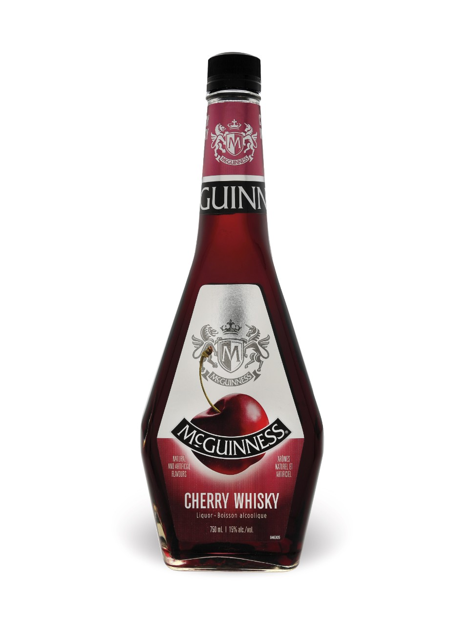 Image for McGuinness Cherry Whisky from LCBO