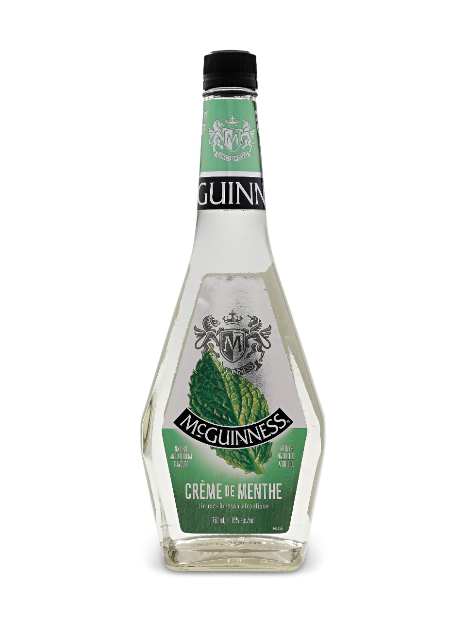 McGuinness Creme De Menthe White from LCBO