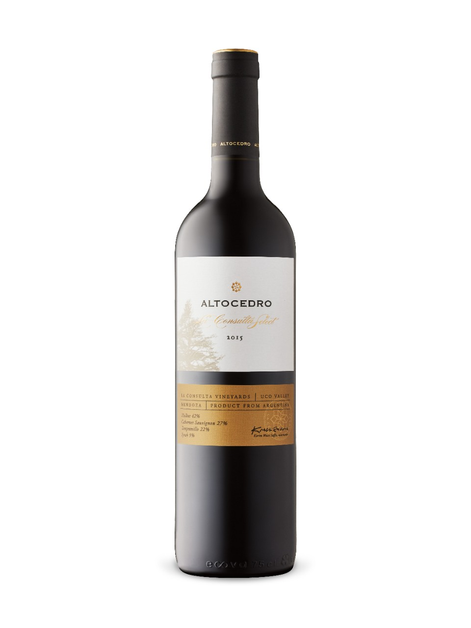 Image for Altocedro La Consulta Select Blend 2015 from LCBO