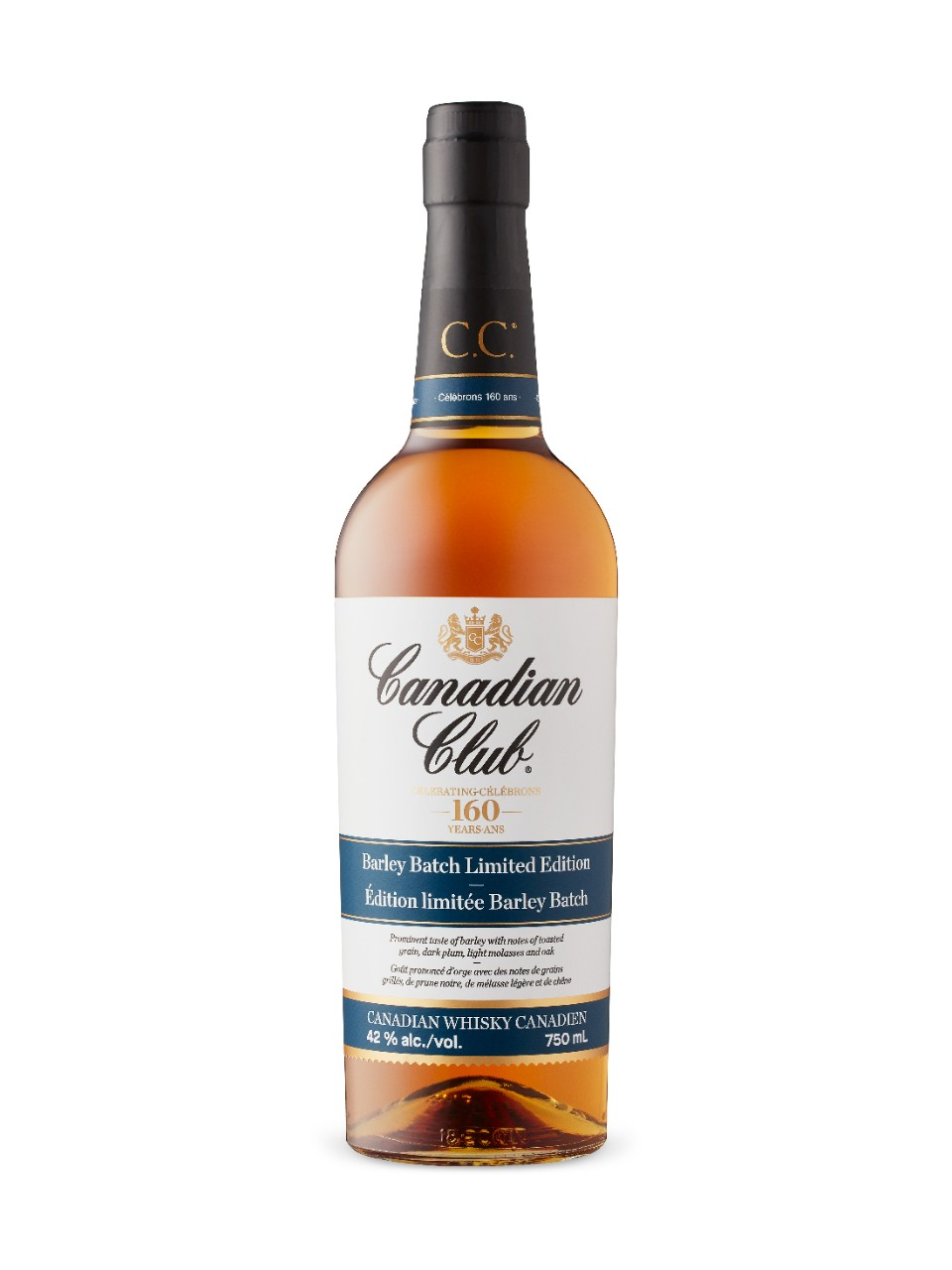 Image for Canadian Club Barley Batch Edition from LCBO
