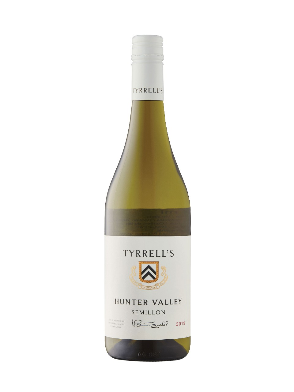 Image for Tyrrell's Hunter Valley Series Semillon 2017 from LCBO