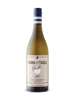 Fowles Farm To Table Chardonnay 2017