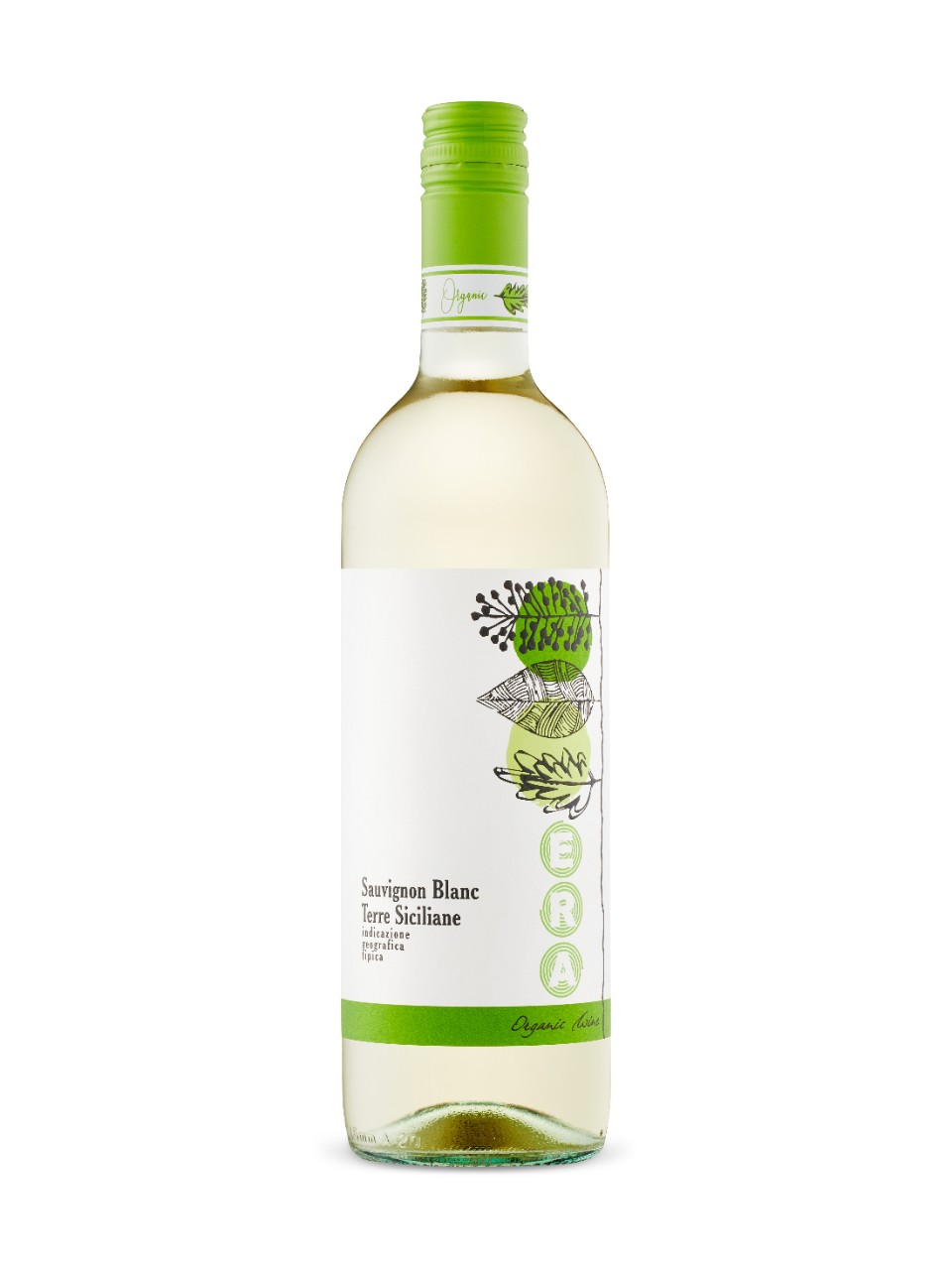 Image for Era Sauvignon Blanc Organic Terre Siciliane IGT from LCBO