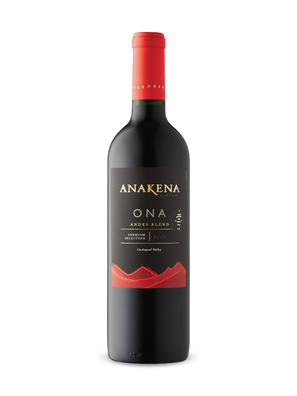 Image for Anakena Ona Andes Blend 2016 from LCBO