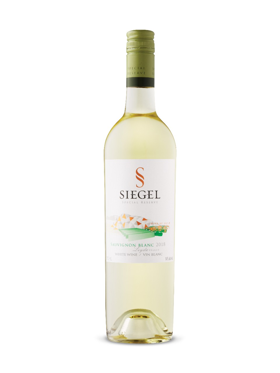 Image for Siegel Special Reserve Sauvignon Blanc 2018 from LCBO