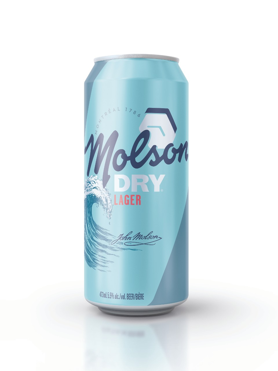 Image for Molson Dry from LCBO