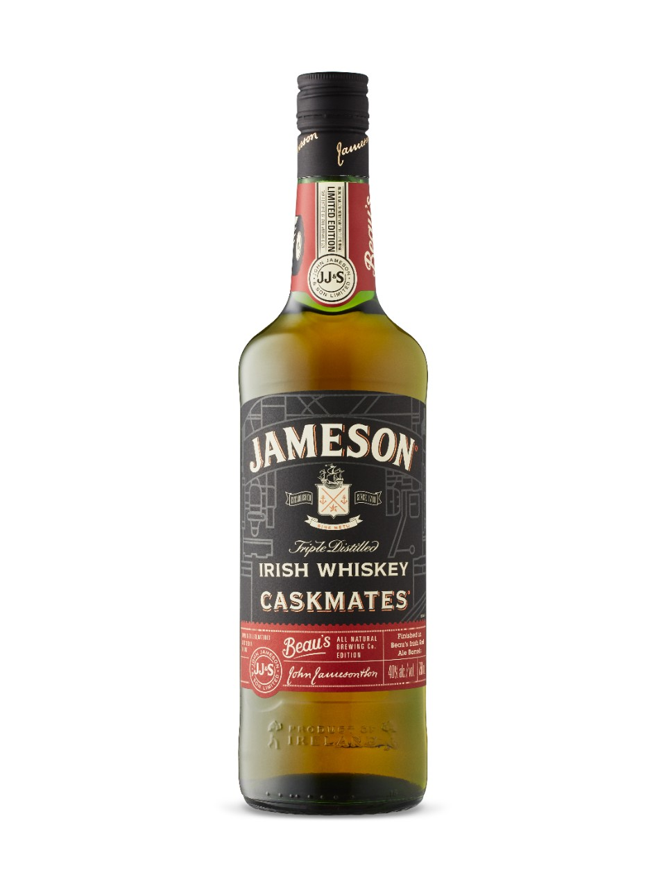 Image for Jameson Beau's Caskmates Irish Whiskey from LCBO