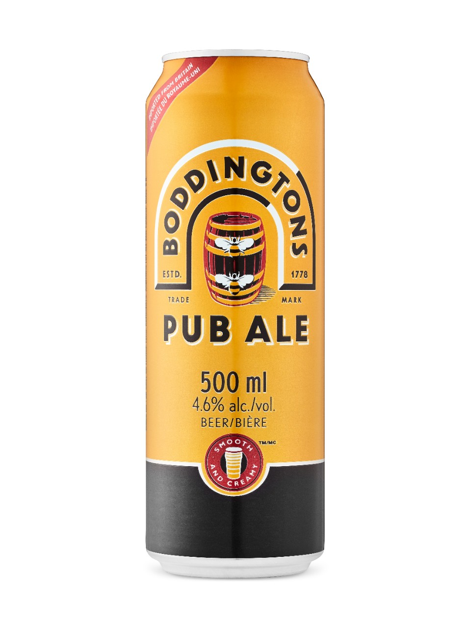 Boddingtons from LCBO