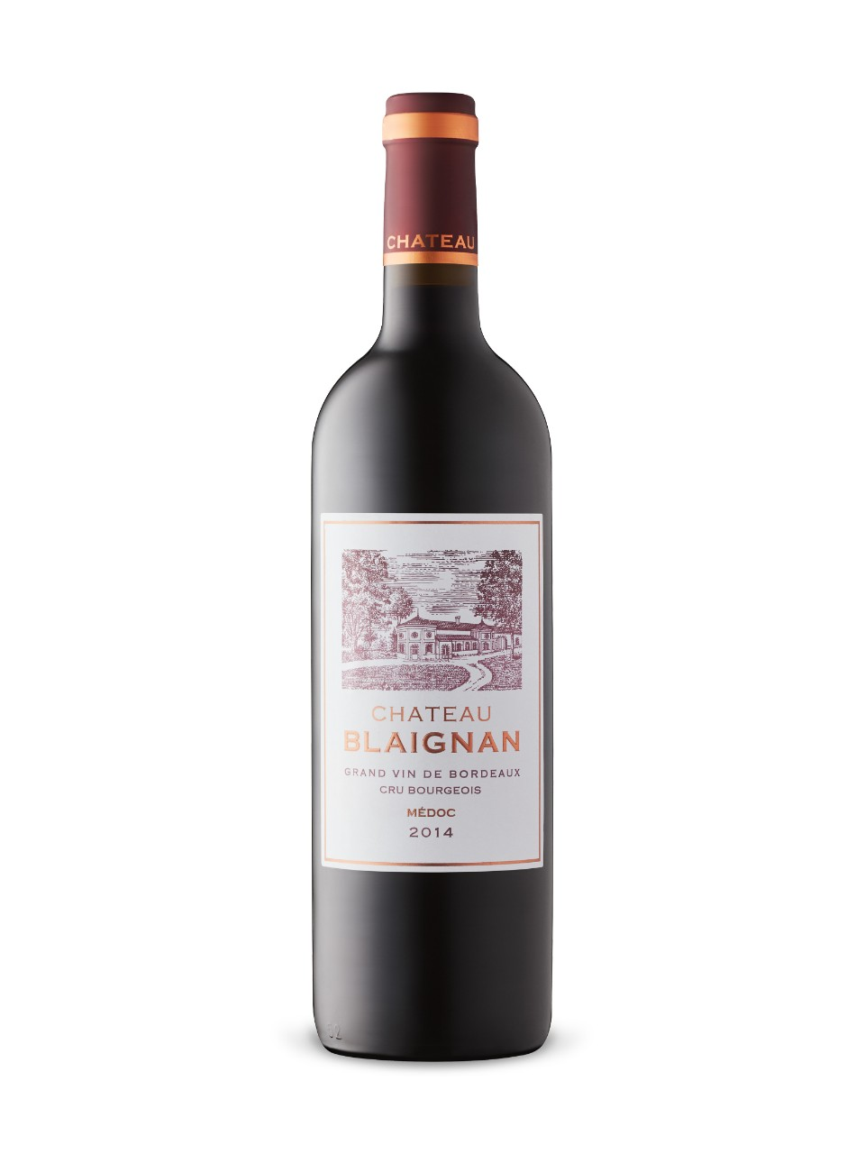 Image for Château Blaignan 2014 from LCBO