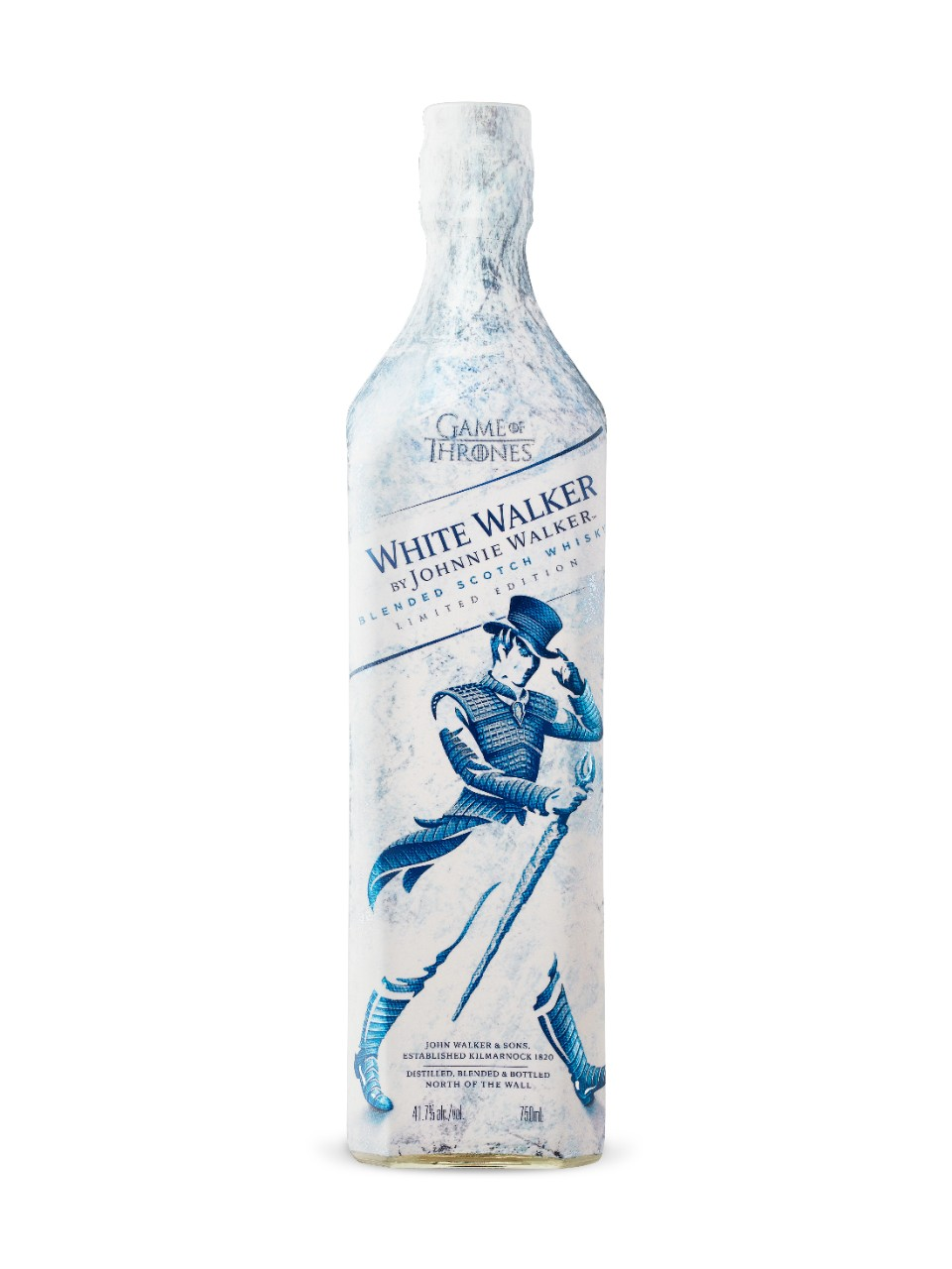 Image for White Walker By Johnnie Walker Game Of Thrones from LCBO