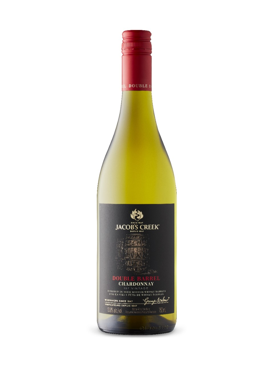 Image for Jacob's Creek Double Barrel Chardonnay from LCBO