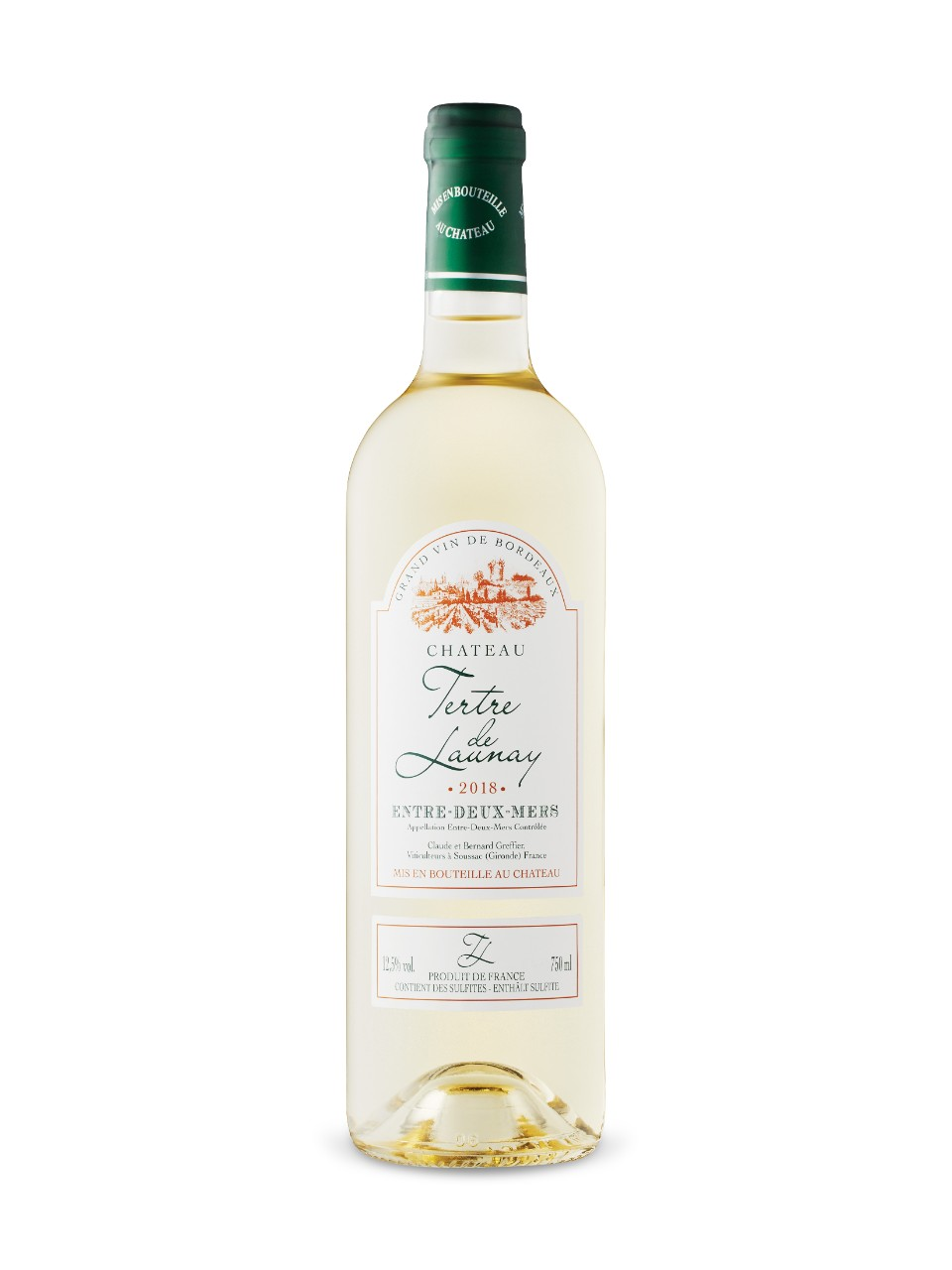Image for Château Tertre de Launay 2017 from LCBO