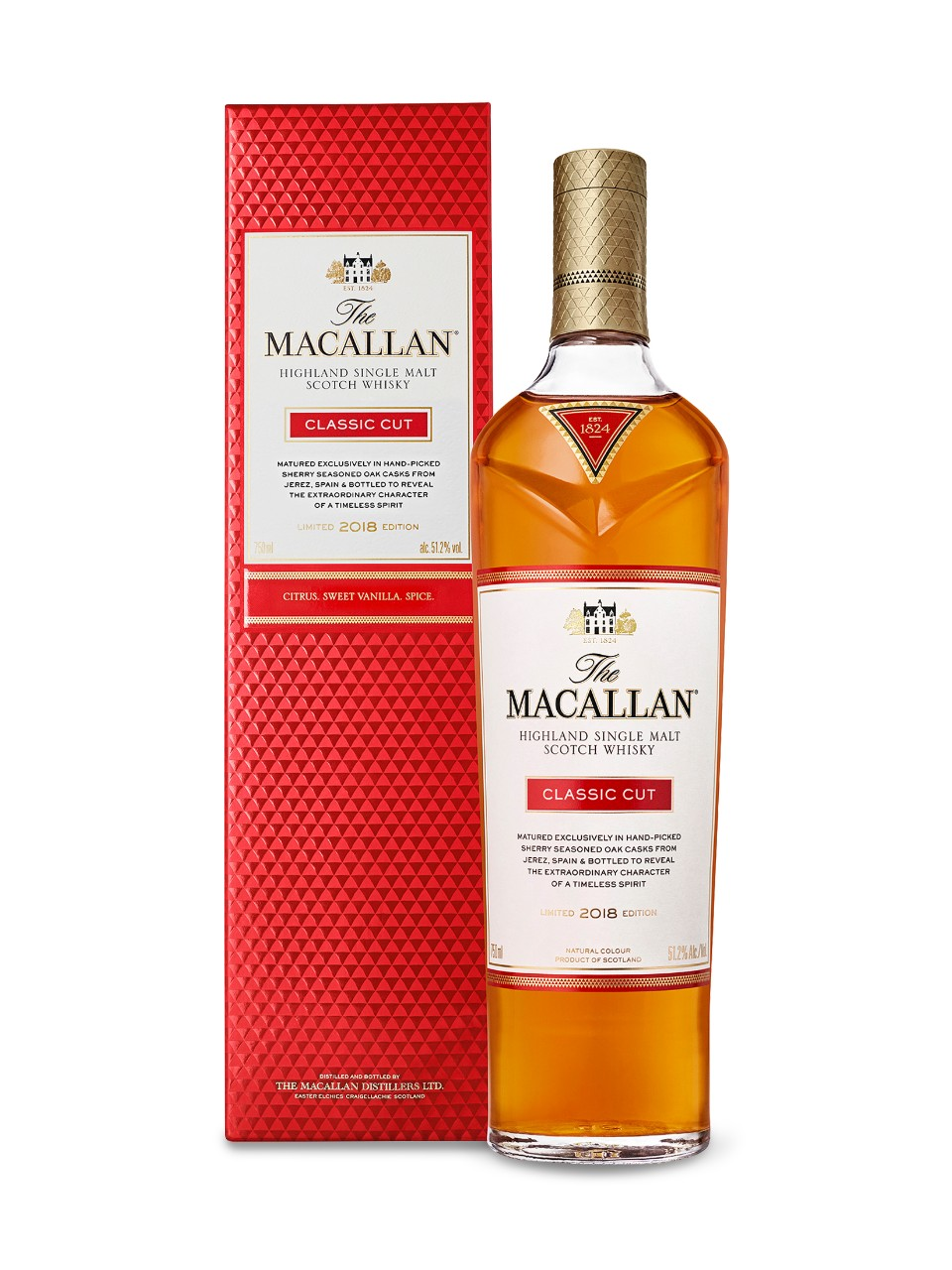 Image for The Macallan Classic Cut from LCBO