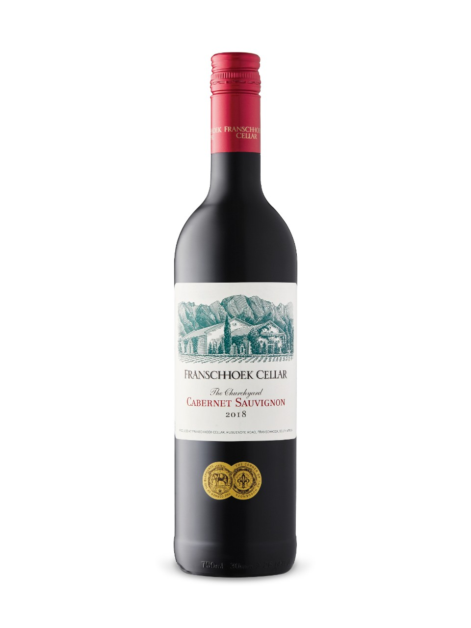 Franschhoek Cellar The Churchyard Cabernet Sauvignon 2018 from LCBO
