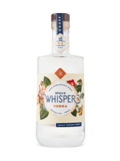 Still's Whisper Vodka By Kinsip
