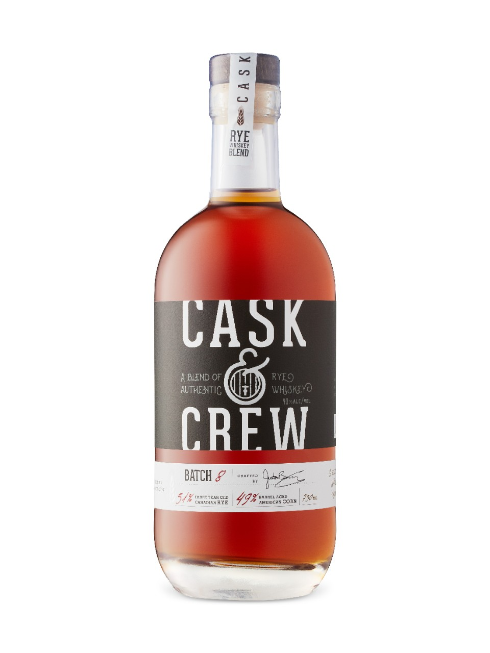 Image for Cask And Crew Blended Whiskey from LCBO