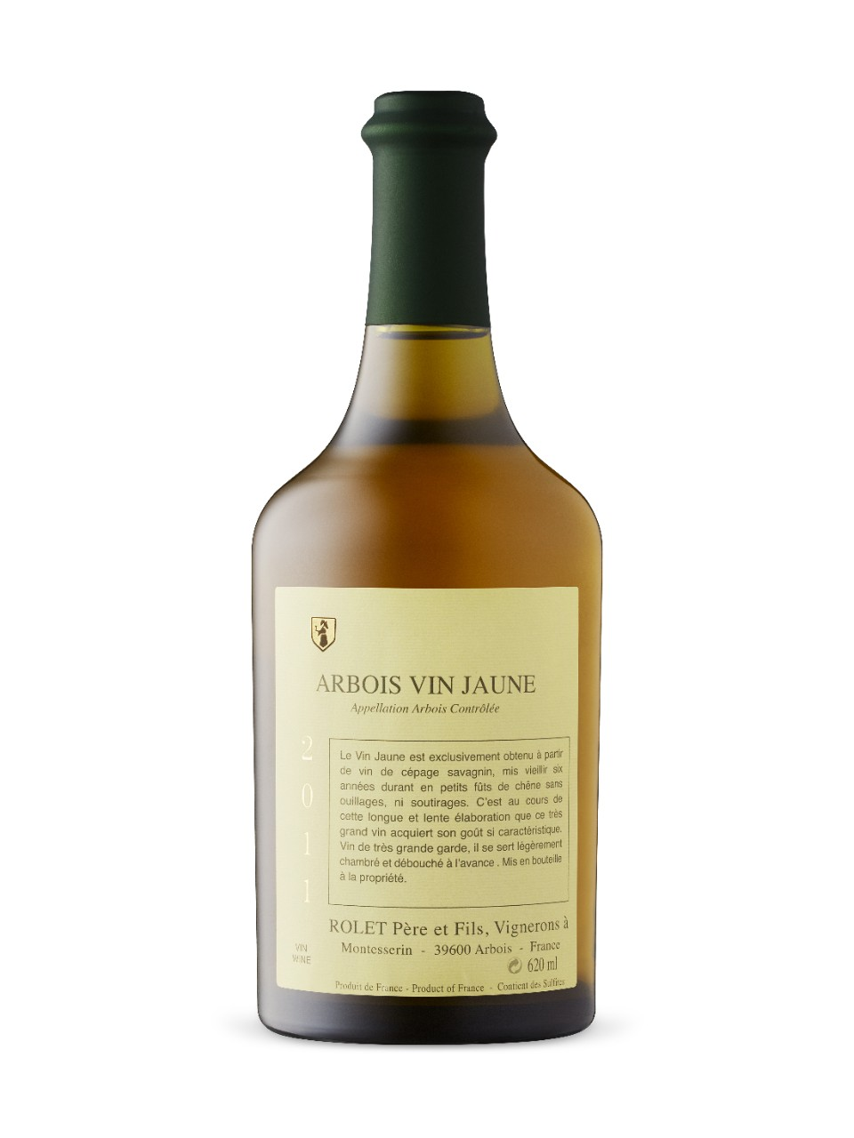 Image for Rolet Arbois Vin Jaune 2011 from LCBO