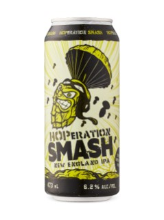 Hoperation Smash - New England IPA