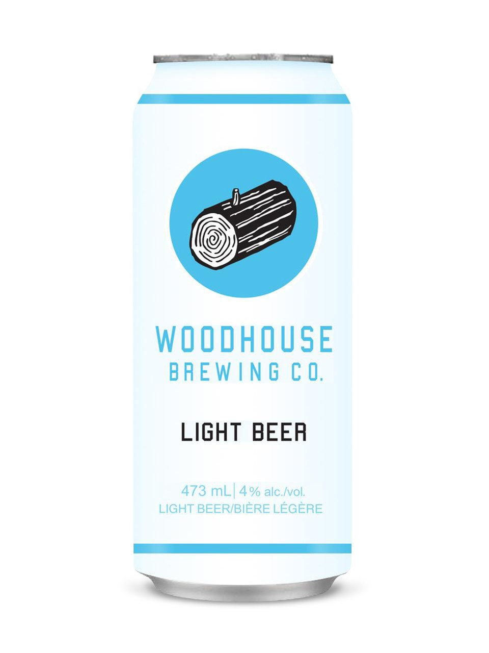 Woodhouse Brewing Light Beer