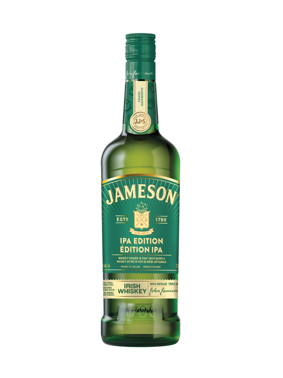 Image for Jameson IPA Caskmates Irish Whiskey from LCBO