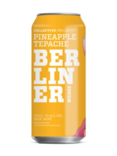 Collective Arts Tepache Berliner Weisse