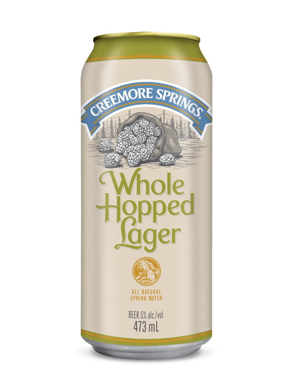 CREEMORE SPRINGS WHOLE HOPPED LAGER