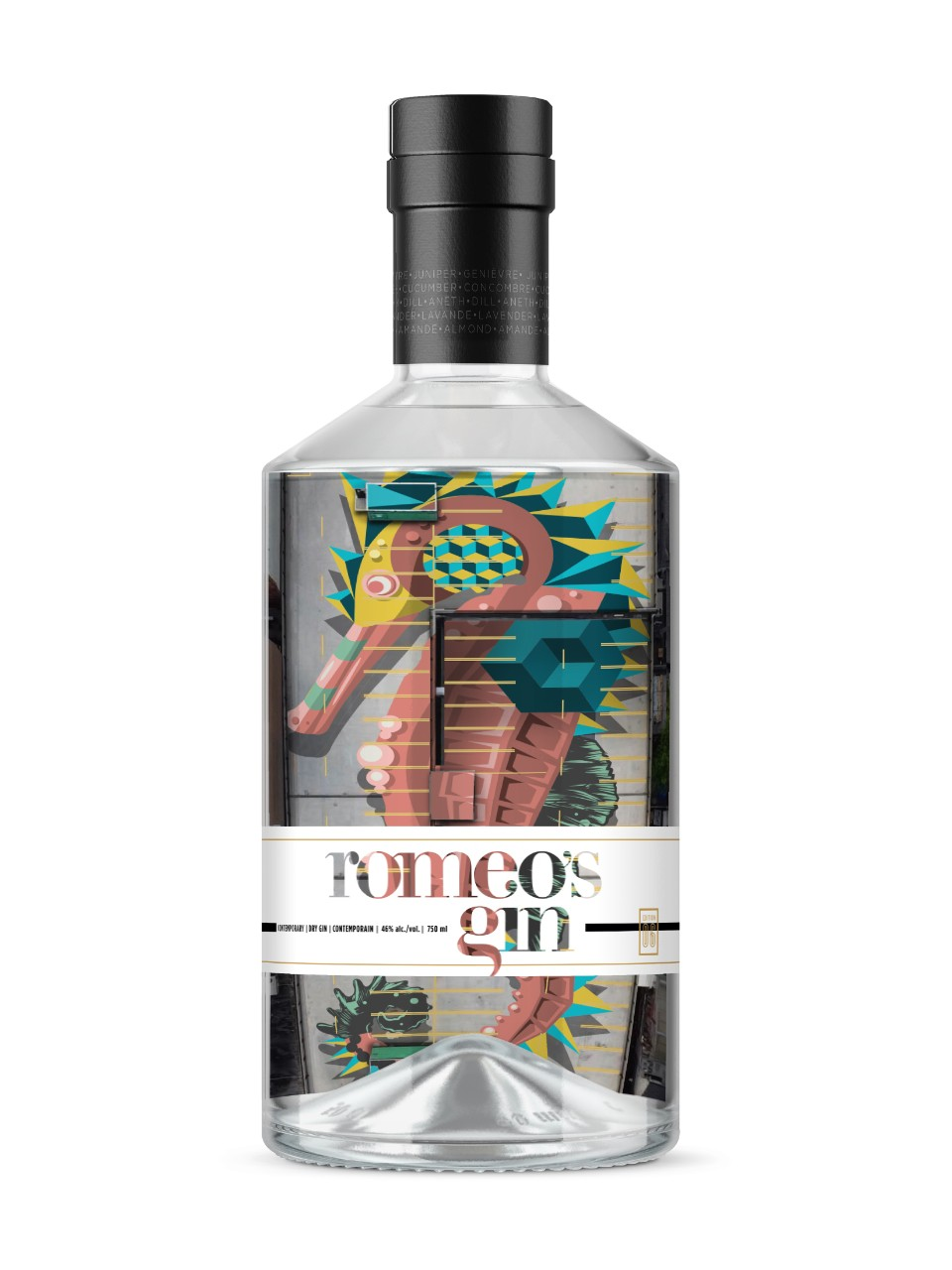 Image for Romeo's Gin from LCBO
