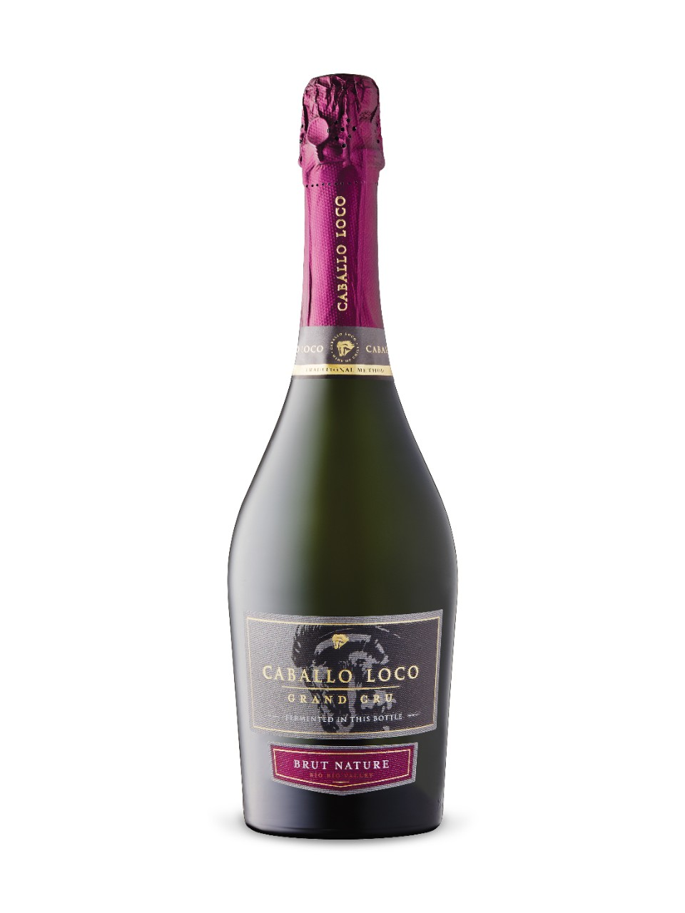 Image for Caballo Loco Grand Cru Brut Nature Sparkling 2014 from LCBO