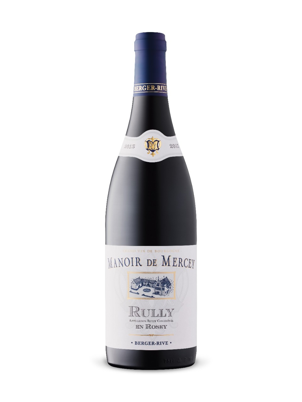 Image for Manoir de Mercey Rully en Rosey 2015 from LCBO