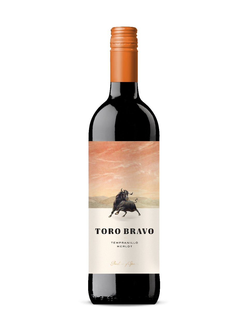 Toro Bravo Tempranillo Merlot, DO Valencia from LCBO